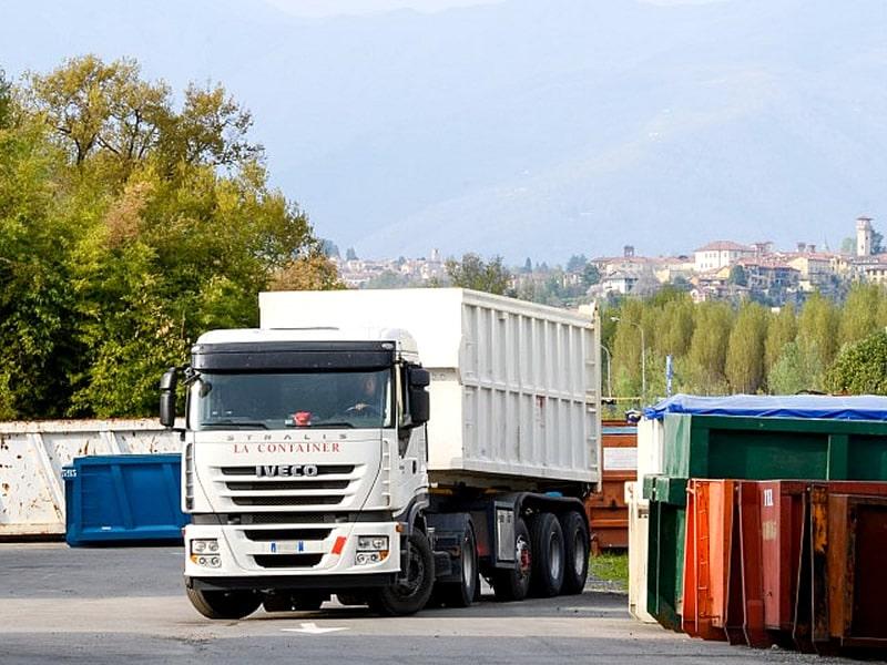 EBI Biella - La Container stoccaggio e recupero rifiuti solidi industriali in genere