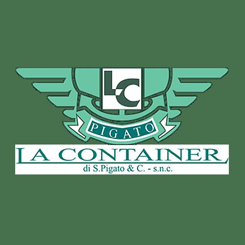 EBI Biella - Logo La Container